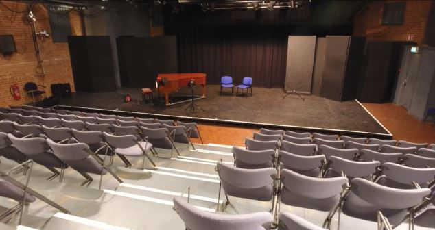 The Alan Bates Theatre